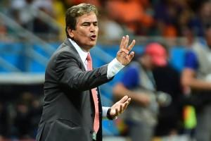 Jorge Luis Pinto ha dirigido 19 equipos profesinales de fútbol.