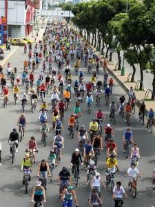 Se espera gran asistencia en la ciclopaseo del 14 de septiembre. - Tomada de Facebook Inderbu / GENTE DE CABECERA