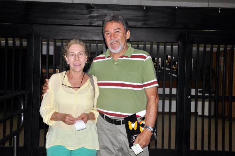 Consuelo de Torres y Norberto Torres. - /GENTE DE CABECERA