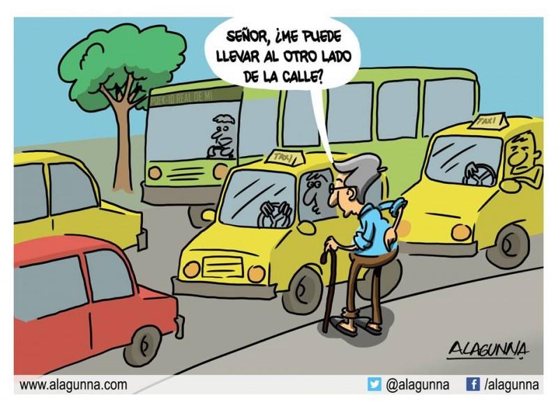 Caricatura de la semana en GENTE DE CABECERA