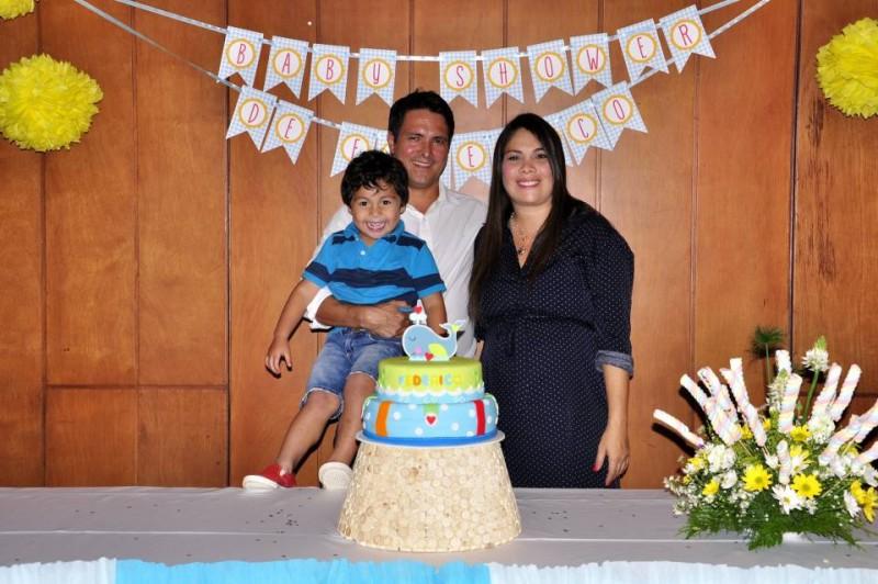 Milena Plata, Simón Vargas y Jaime Vargas. - Laura Herrera / GENTE DE CABECERA