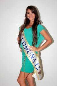 Sandra Bohórquez, nueva Reina de la Feria Bonita