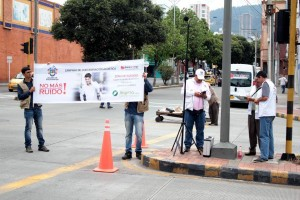 En el estudio sobre contaminación auditiva que hizo la Alcaldía de Bucaramanga el 6 de septiembre 'día sin moto' al parecer bajaron un poco los niveles de ruido en Cabecera.  - Archivo / GENTE DE CABECERA