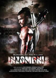 Está terminando de grabar la película 'Inzombnia'.