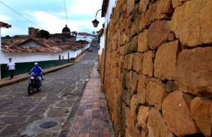 La arquitectura de Girón, Barichara o Socorro, y su gente, serán los temas del concurso de fotografía. - Archivo / GENTE DE CABECERA