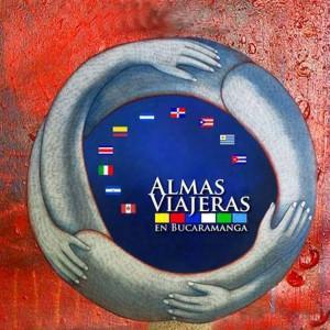 Uno de los tres eventos de literatura es el de artistas viasuales hispanoamericanos 'Almas viajeras'. - Suministrada / GENTE DE CABECERA