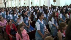 Suministrada Pastoral Educativa / GENTE DE CABECERA