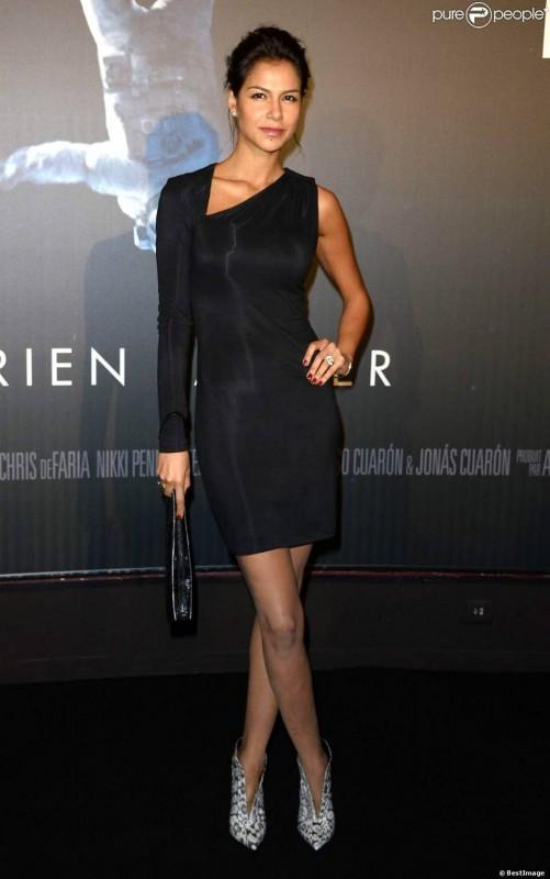 Catalina Denis es una figura de la televisión y el cine francés
