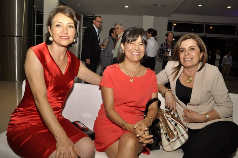 Eneida Abreu, Nohora Páez y Constanza Blanco. - Didier Niño / GENTE DE CABECERA