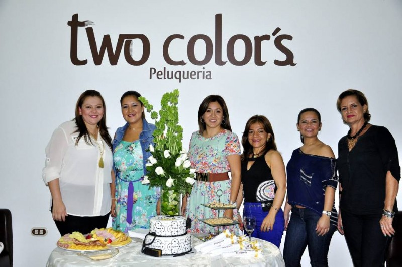 Zulay Andrea Blanco, Jenny Ramírez, Yelipsa Oliveros, Martha Remolina, Nidia Sánchez y Martha Pérez. - Laura Herrera / GENTE DE CABECERA