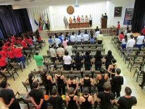 En la Normal Superior de Bucaramanga se realizó el Congreso de Filosofía. - Suministradas Fernanda Salamanca / GENTE DE CABECERA