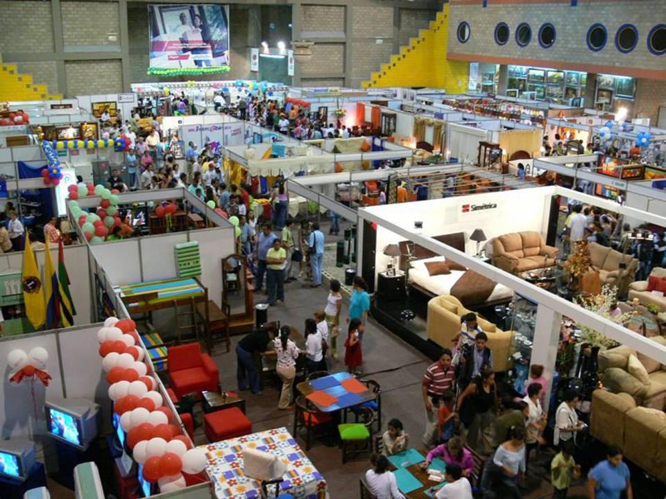 La feria del hogar abri sus puertas gente de cabecera for Decoracion hogar bucaramanga