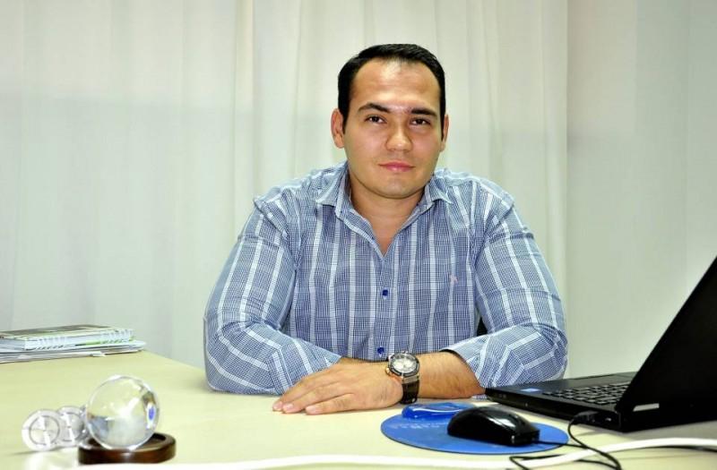Fabio Camargo dirige desde hace un año la Unidad de Restitución de Tierras, territorial Magdalena Medio, entidad con sede oficial en Bucaramanga