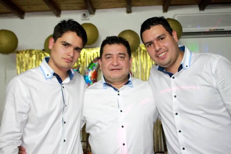 José Manuel Martínez, José Manuel Martínez Ariza y Carlos Manuel Martínez, Gerente en Bucaramanga de Impogold S.A.S. - Suministrada / GENTE DE CABECERA