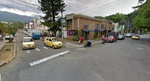 Barrio Las Mercedes