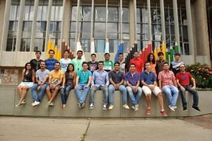 Este es parte del grupo que hizo la visita técnica a Chile y Brasil. - Suministrada / GENTE DE CABECERA
