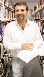 Hugo Santander es un reconocido director de cine y docente de Bucaramanga. - Suministrada / GENTE DE CABECERA
