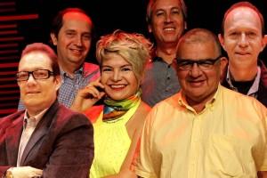Estos son los profesionales que unieron sus voces y talentos musicales para ofrecer un concierto con fin social. - Suministrada /GENTE DE CABECERA