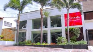 Esta es la oficina que la CCB tendrá ahora en el sector de San Pío. - Suministrada / GENTE DE CABECERA