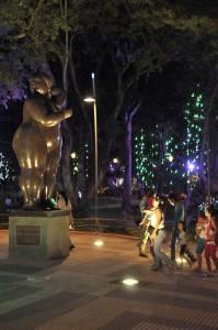 Los parques de sector serán escenarios de actividades culturales en la época navideña. - Didier Niño / GENTE DE CABECERA