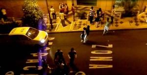 Las peleas en el sector de la calle 51 con 36 se repiten los fines de semana