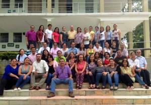 Los profesores claverianos se reunieron para prepararse espiritualmente para este año escolar. - Tomada de Internet /GENTE DE CABECERA