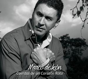 El médico Marco Antonio de León es también músico de profesión y actualmente estudiante de Filosofía. - Suministrada / GENTE DE CABECERA