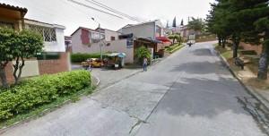Esta es una de las zonas que la lectora denuncia hay heces de perros. - Tomada de Google / GENTE DE CABECERA