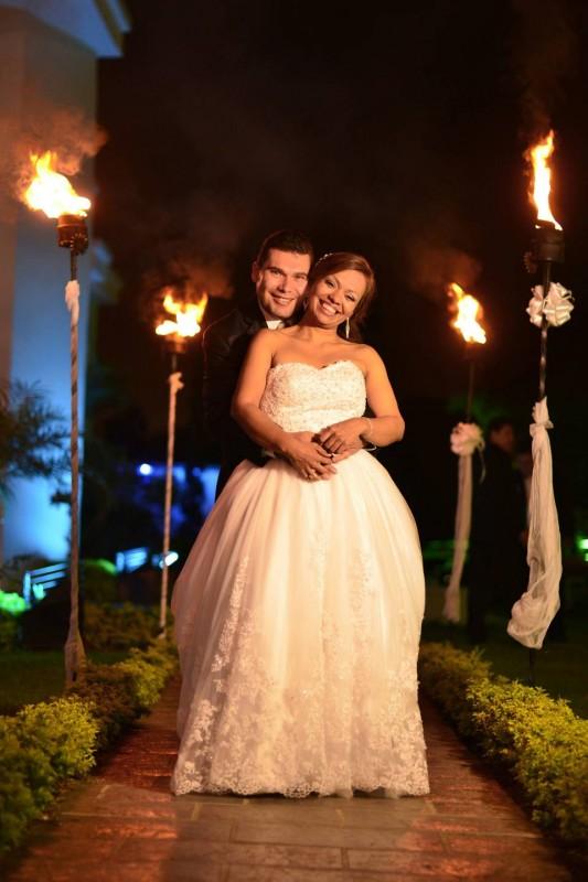 Mauricio Guarín y Adriana Cortés. - Suministrada / GENTE DE CABECERA