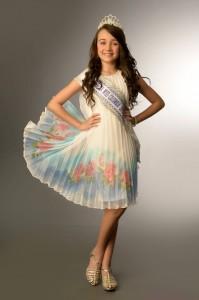 Karol Sofía Carvajal Amaya participará en el concurso que premia a las ganadoras con becas estudiantiles. - Suministrada /GENTE DE CABECERA
