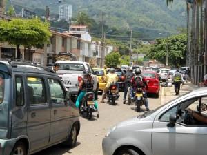 La calle 63 está incluida dentro de los cambios viales que anunció la Alcaldía de Bucaramanga para mejorar la movilidad en la ciudad
