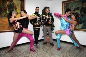 La academia Clave Latina es una de las agrupaciones participantes en Salsaramanga 2015. - Archivo / GENTE DE CABECERA