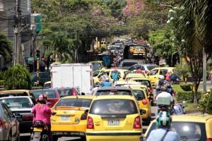 Se espera que con estas nuevas normas se disminuya el caos vial en la ciudad y en casos concretos como la calle 52 entre carreras 36 y 33