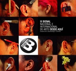 Imagen promocional de la Bienal de Arte 'Desde aquí'. - Suministrada /GENTE DE CABECERA