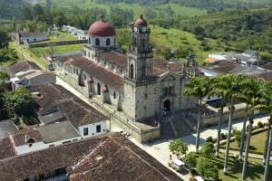 El templo de Nuestra Señora de Guadapule de Monguer, en Guadalupe