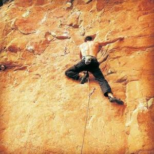 Christian Durán disfruta escalar los paisajes colombianos desde hace 10 años. - Suministrada/ GENTE DE CABECERA