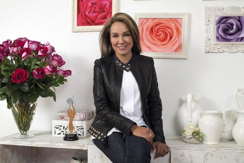 Mónica Gómez, directora de Mercadeo Estratético de Rosas Don Eloy