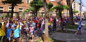 Dos eventos se realizarán en domingo en torno a la bicicleta.