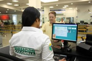 En las oficinas de Migración Colombia se puede hacer esta diligencia. - Tomada de Internet / GENTE DE CABECERA