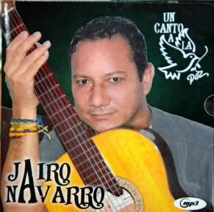 Jairo Navarro, cantante y compositor. - Jaime Del Río / GENTE DE CABECERA
