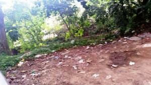 Este punto está ubicado en uno de los alrededores de Altos del Jardín. - Suministrada / GENTE DE CABECERA