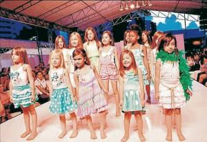 Este sábado 30 de mayo habrá desfiles con más de 50 modelos infantiles, juveniles y profesionales. - Suministrada / GENTE DE CABECERA