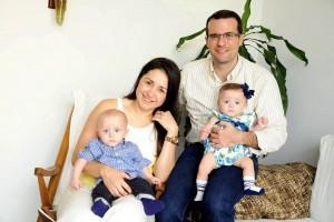 El caso de Fertilización In Vitro de Diana y su esposo Jorge Luis es uno de los tantos exitosos que se realizan en Bucaramanga.