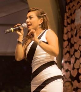 Laura Prada es la protagonista del espectáculo dedicado a la mujer. - Suministrada / GENTE DE CABECERA
