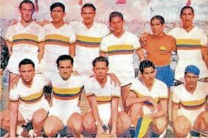 Selección Colombia 1945