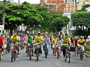 Los amantes de la bicicleta tienen varias actividades esta semana por las calles de Bucaramanga. - Tomada de Facebook / GENTE DE CABECERA