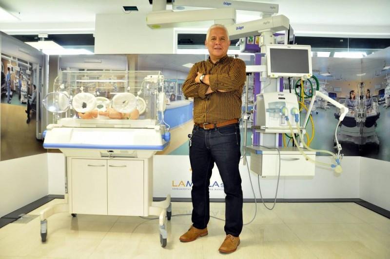 Diego Calpa, gerente y fundador de La Muela, es egresado del colegio San Pedro Claver y de la Universidad Santo Tomás