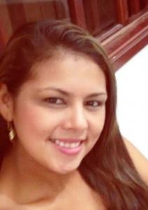 Adriana Celis, entrenadora de baloncesto.