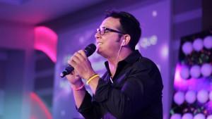 Alejo Navarro, cantante y compositor de música cristiana. - Suministrada /GENTE DE CABECERA