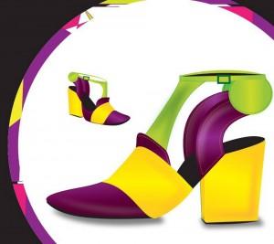 Este es uno de los diseños con los que Andrea Danitza ganó el concurso. - Suministrada / GENTE DE CABECERA